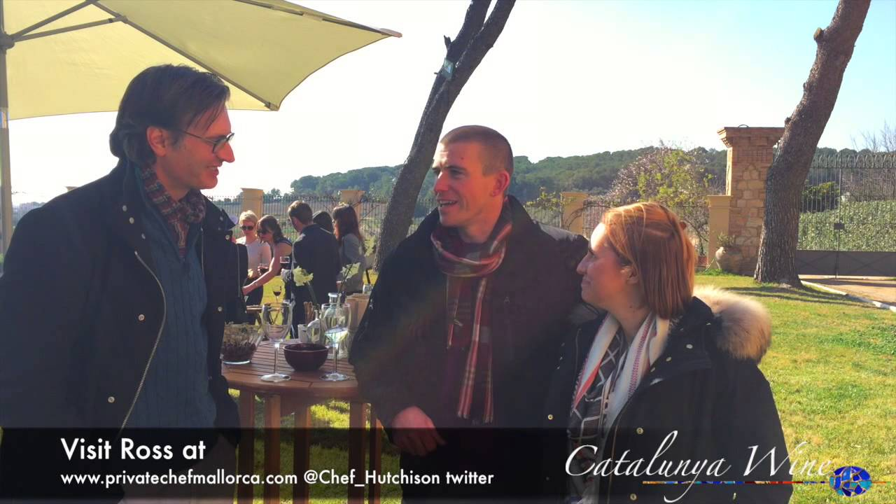 Cool Wine Doings: Calçotada & tour at Torre del Veguer