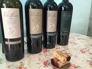 Interesting to taste the evolution of Vall Llach's wines from 2000 to 2012