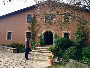 The original Masia Roqueta, whose original construction dates back to the 1200s